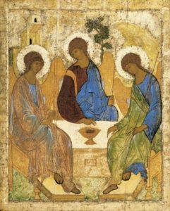 Trinità (Andrej Rublëv) - Wikipedia